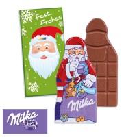 Milka Weihnachtsmann-Tafel (85g)