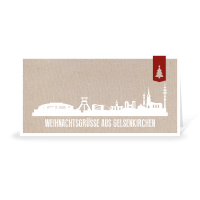 Skyline modern - Gelsenkirchen