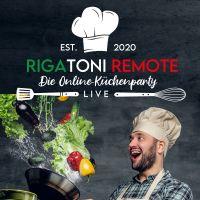 Rigatoni Remote – Die Online-Küchenparty