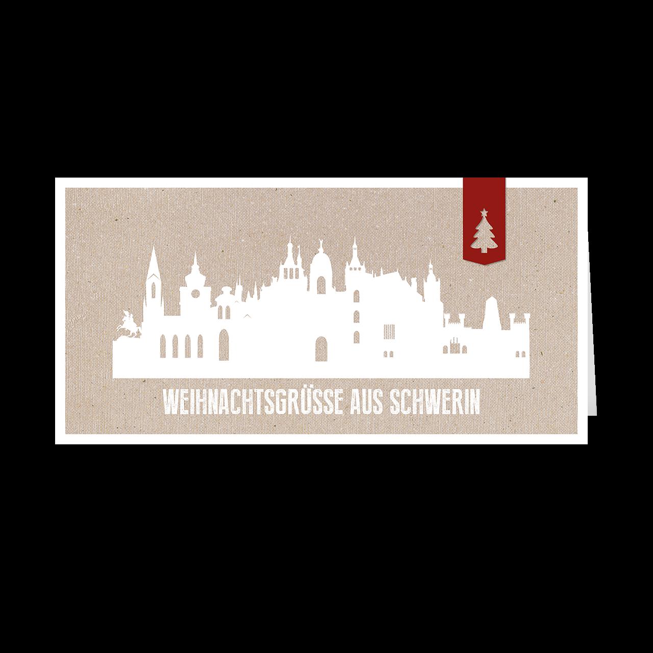 Skyline modern - Schwerin