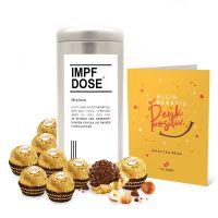 IMPFDOSE – Die süße Dosis inkl. Mutmach-Karte