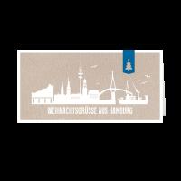Skyline modern - Hamburg Hafen