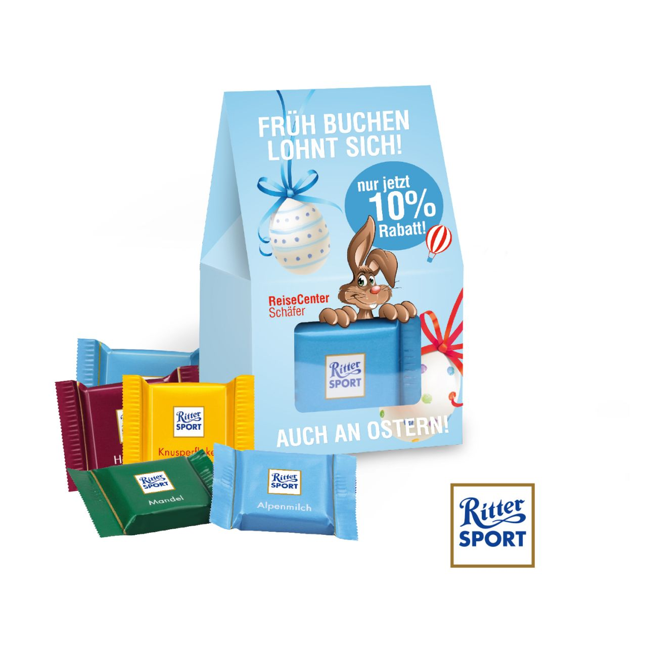 Businesspräsent ´´Selection Mini´´ mit Ritter S...