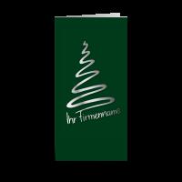 Handsigniert - Weihnachtsbaum