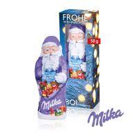 Milka Weihnachtsmann (50g)