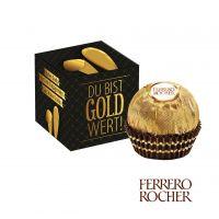Du bist Gold wert - Ferrero Ostern
