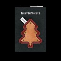 Christmas Patches - Leder