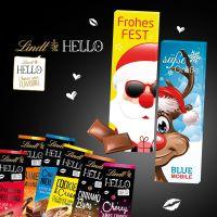 """Schokolade von Lindt """"HELLO"""""""