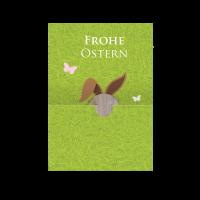 Lesezeichen Osterhase