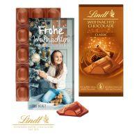 Lindt Weihnachtsschokolade