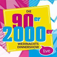 Die 90er/2000er Weihnachtsdinnershow Berlin