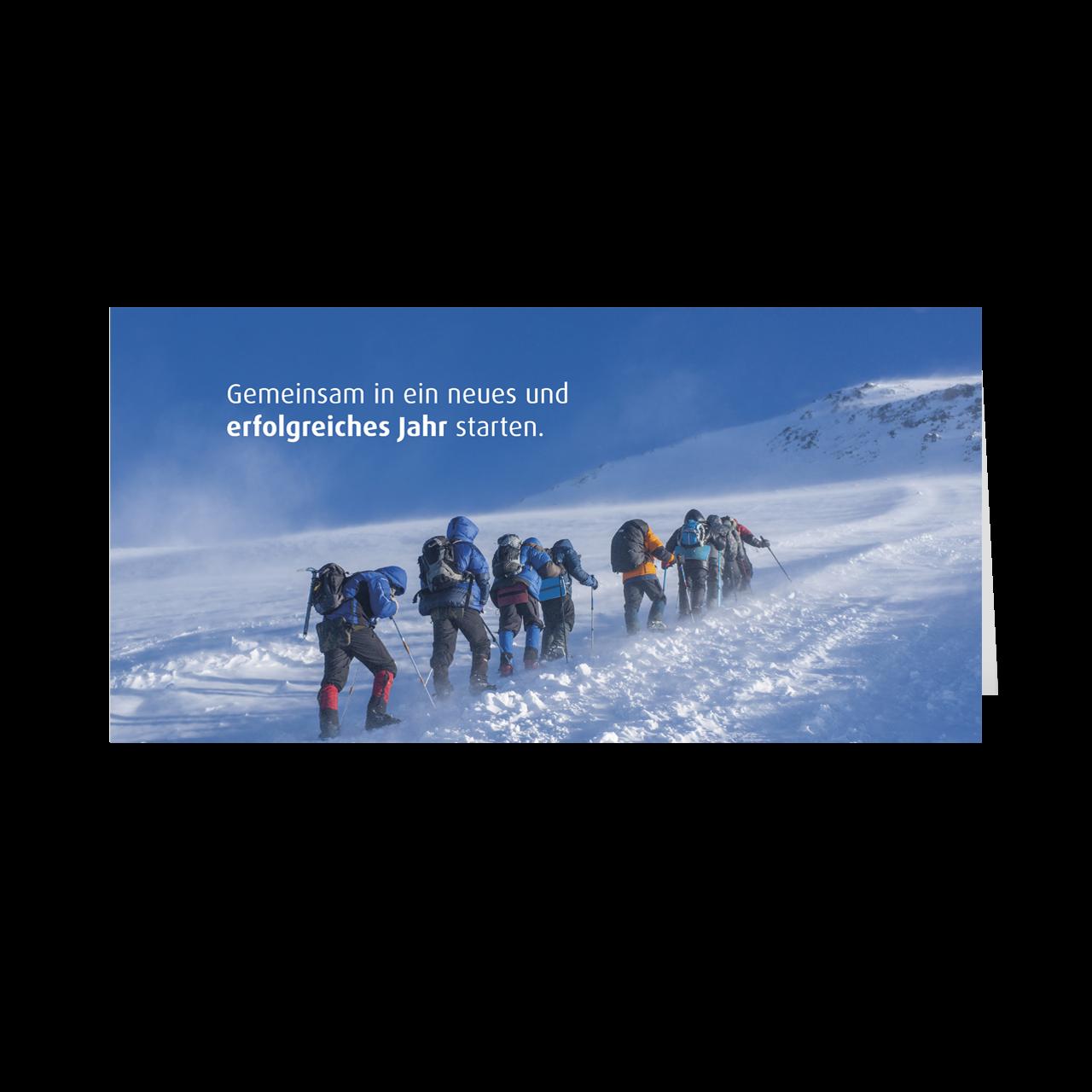 Gipfelstürmer - Kampfgeist