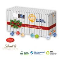Container Adventskalender Lindt
