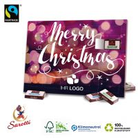 Tischkalender Fairtrade Sarotti