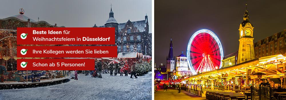 Weihnachtsfeier In Düsseldorf.Ideen Für Weihnachtsfeiern In Düsseldorf 2019 Weihnachtsplaner