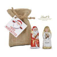 Engel und Santa