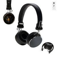 Metal Bluetooth Headphones
