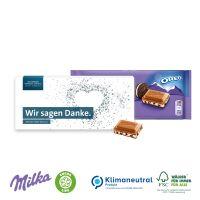 Schokolade von Milka, 100g