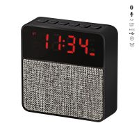 Time Bluetooth Speaker mit LED Uhr