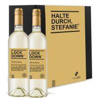 Lockdown – Blanc de Noir Wein-Geschenk