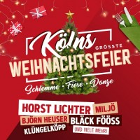 Kölns größte Weihnachtsfeier 2019