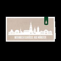 Skyline modern - Münster