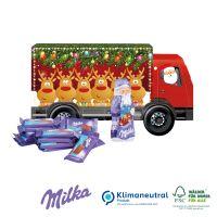Präsent Weihnachtsexpress Milka