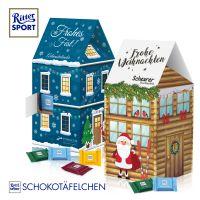 Adventskalender Haus Ritter SPORT