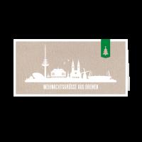 Skyline modern - Bremen
