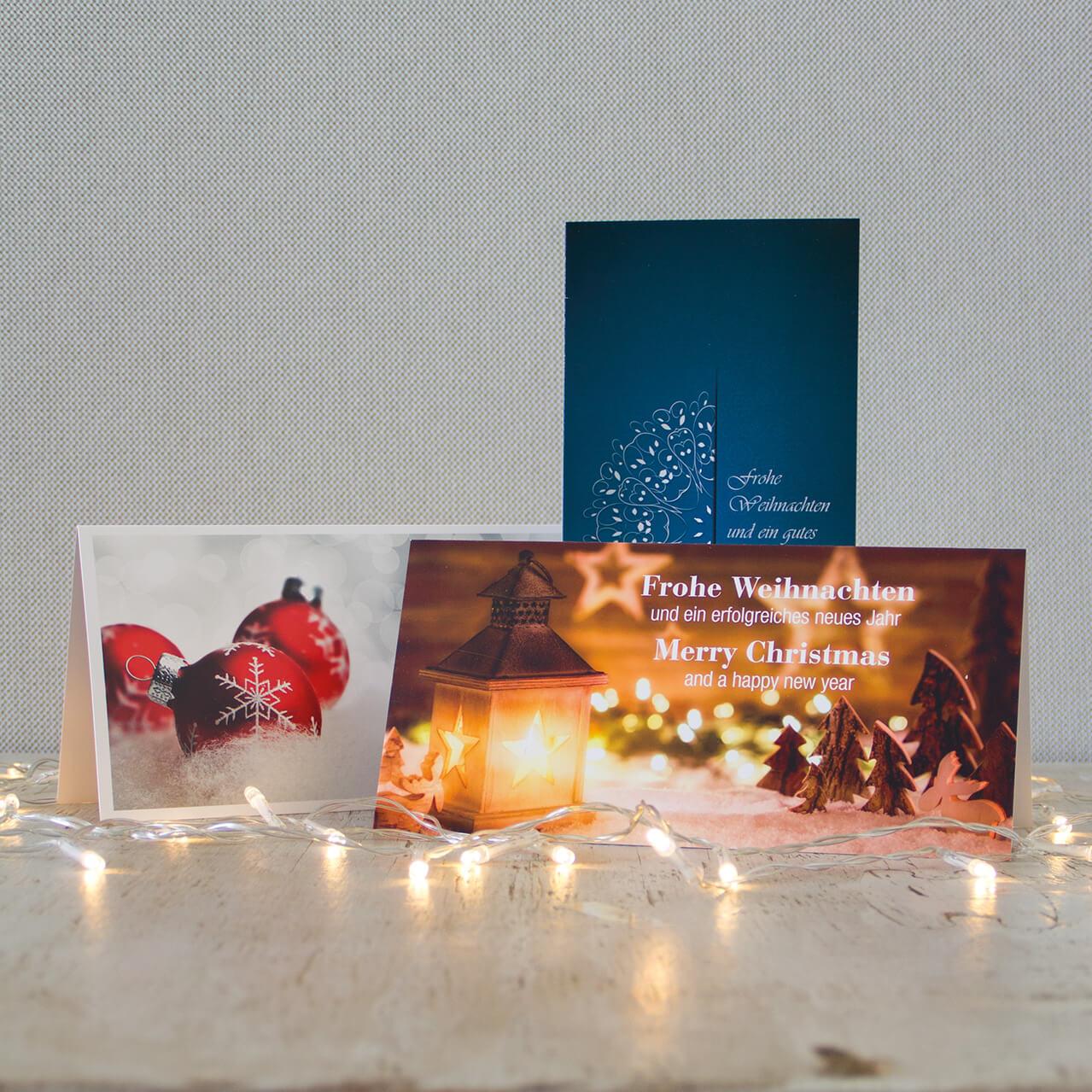 Firmen Weihnachtskarten Selbst Gestalten.Weihnachtskarten Geschäftlich Firmen Weihnachtskarten 2019