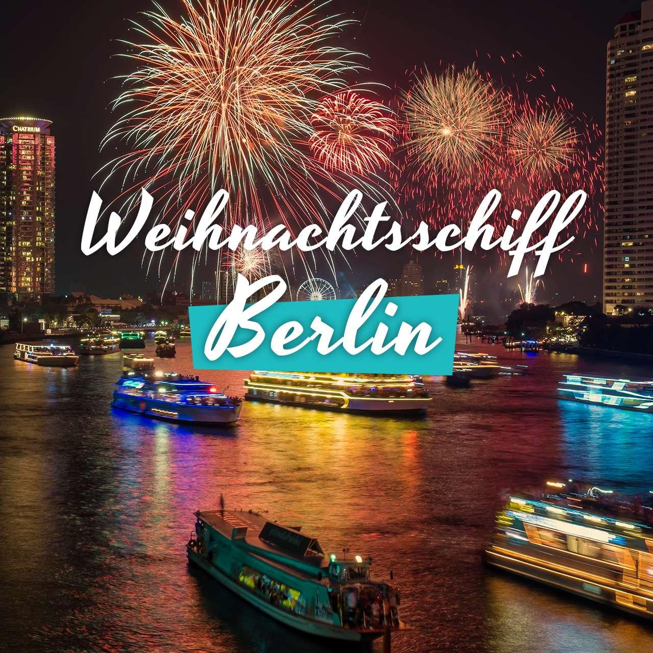 Weihnachtsfeier auf einem Schiff in Berlin | Weihnachtsplaner
