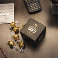 Du bist Gold wert XL – Lindt Lindor