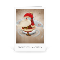 Santa Active - Flieger