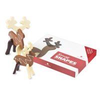 Xmas Reindeers 3D Decor
