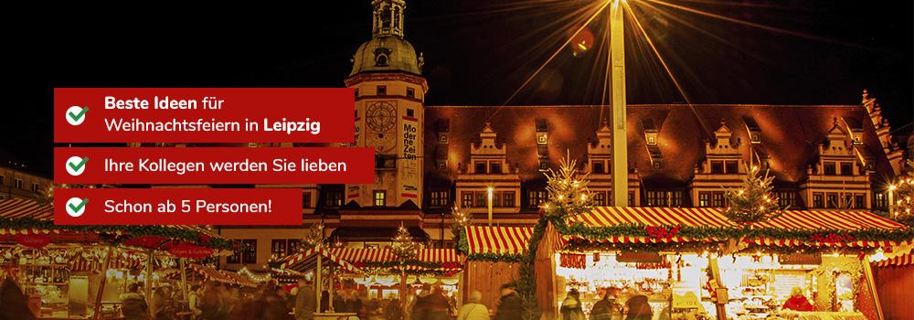 Weihnachtsfeier Leipzig.Ideen Für Weihnachtsfeiern In Leipzig 2019 Weihnachtsplaner