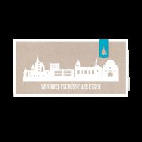 Skyline modern - Essen