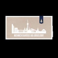 Skyline modern - Düsseldorf
