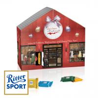 Adventskalender Haus Ritter SPORT Quadrettis