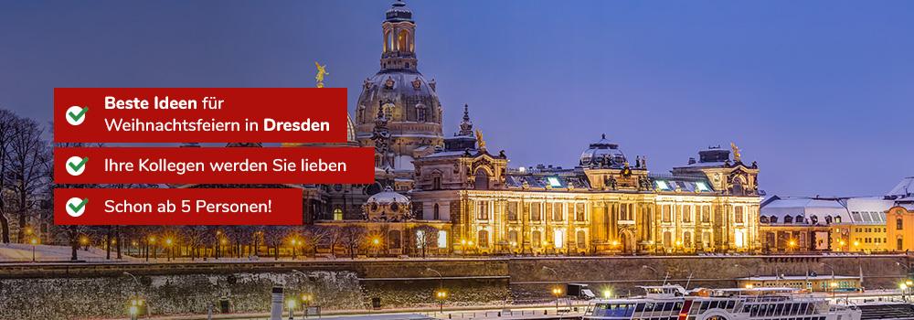 Weihnachtsfeier Abteilung Ideen.Ideen Für Weihnachtsfeiern In Dresden 2019 Weihnachtsplaner