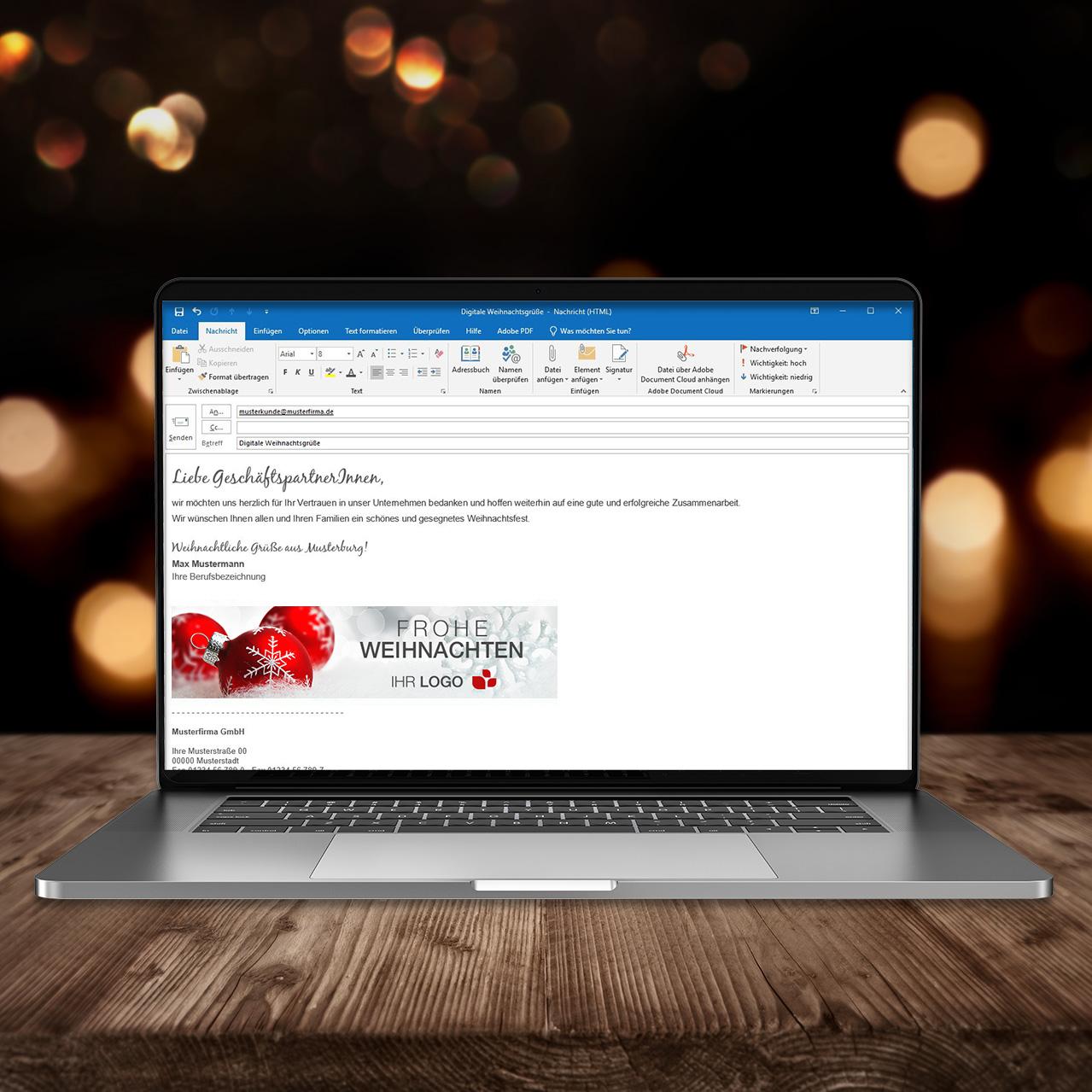 E-Mail-Signaturen