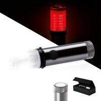 Taschenlampe mit LED-Notlicht