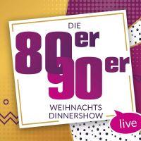 Die 80er/90er Weihnachtsdinnershow Köln