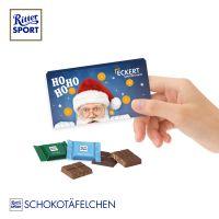 Nikolaus Kalender mit 6 Türchen Ritter SPORT