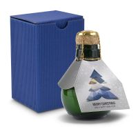 Kleinste Sektflasche - Merry Christmas