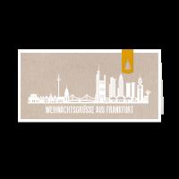 Skyline modern - Frankfurt
