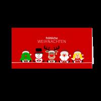 Weihnachtsteam - Team
