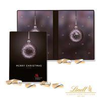 Weihnachtsbuch exklusiv Adventskalender Lindt