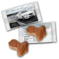 Schokoladen - Hasenkopf