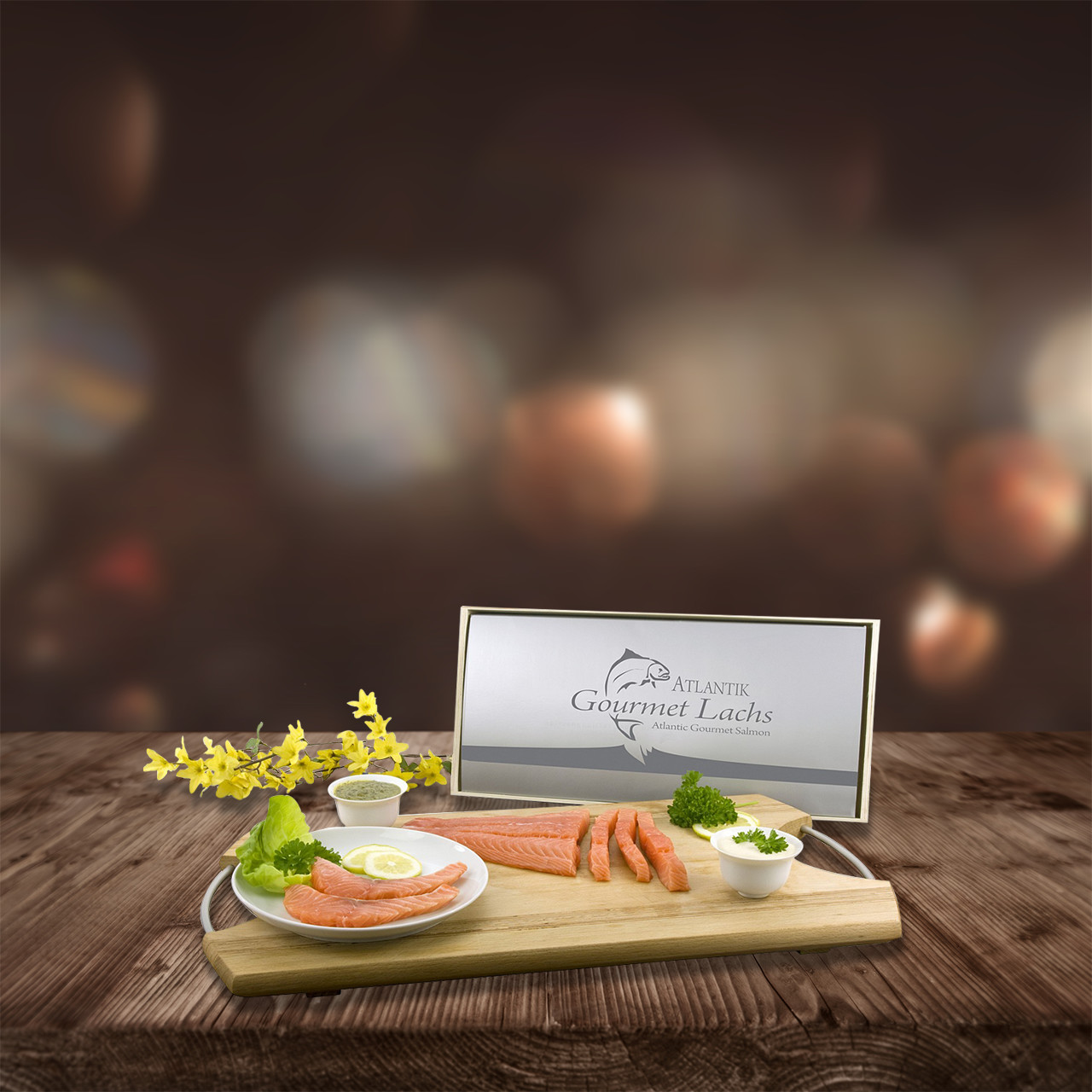 Gourmet-Lachs