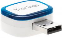 LED-Licht - USB (blau)